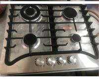 Home appliance stainless steel high quality 4 built in burner gas hob/gas stove