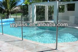 safety tempered glass pool fencing panels