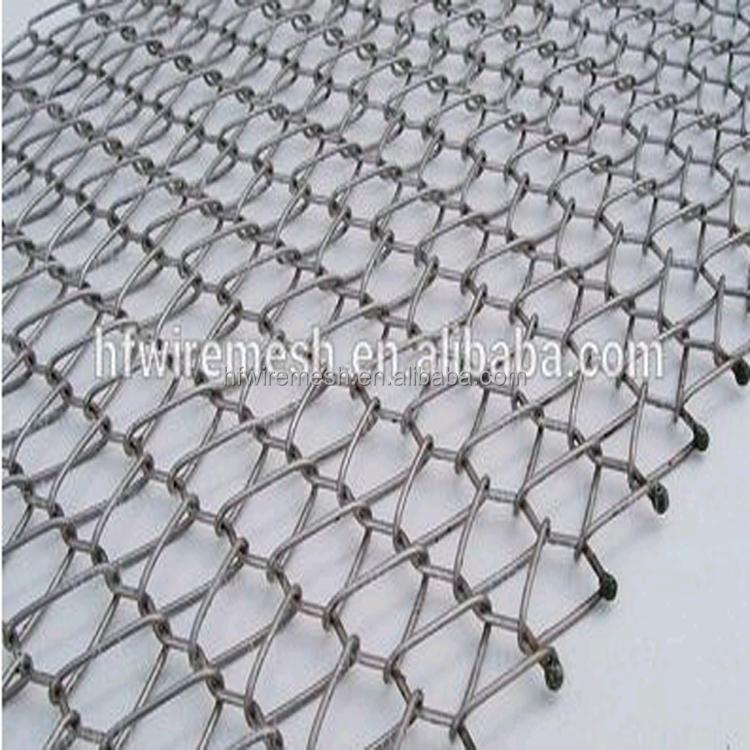 2014hebei Wire Mesh Belt/stainless Steel Chain Conveyor Belt Mesh ...