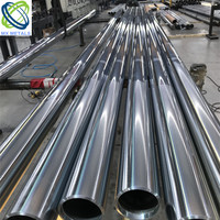 20MnV6 / 42CrMo4 / 40Cr alloy hard chrome plated hollow bar