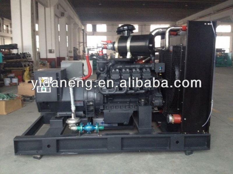 silent Natural gas generator 5kva electrical power electrical single phase