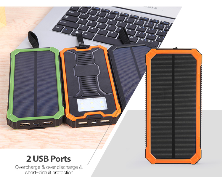 3 power bank solar
