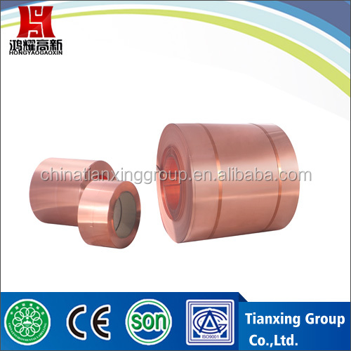 TX-28 copper strip for copper door