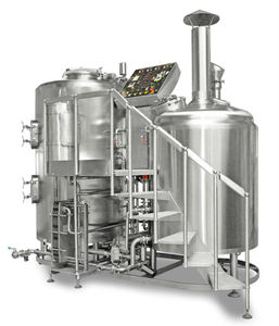 Beer Brewing Equipment Micro Beer Brewery Plant 2000L