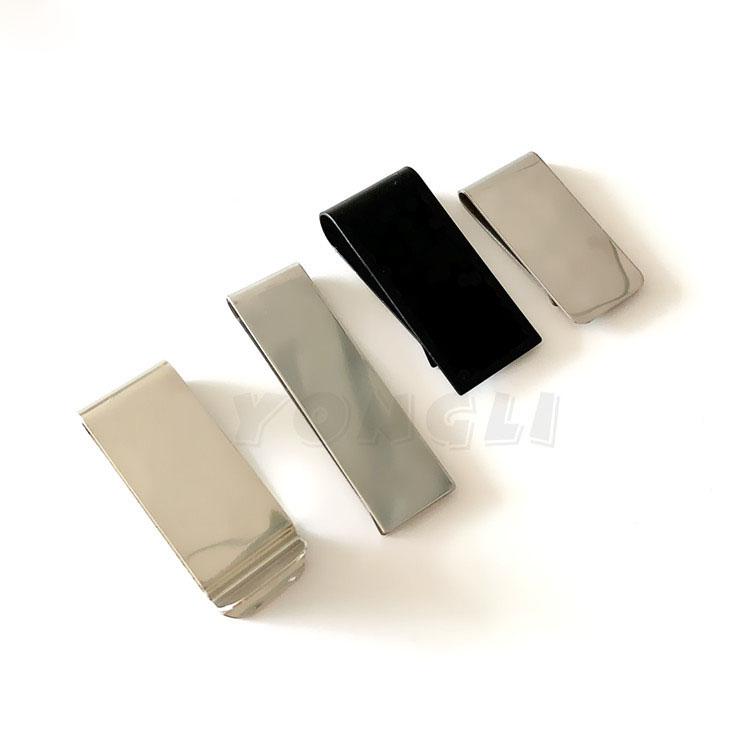 Multi Type Custom Metal Clip Stainless Steel Metal Book Clip with Logo