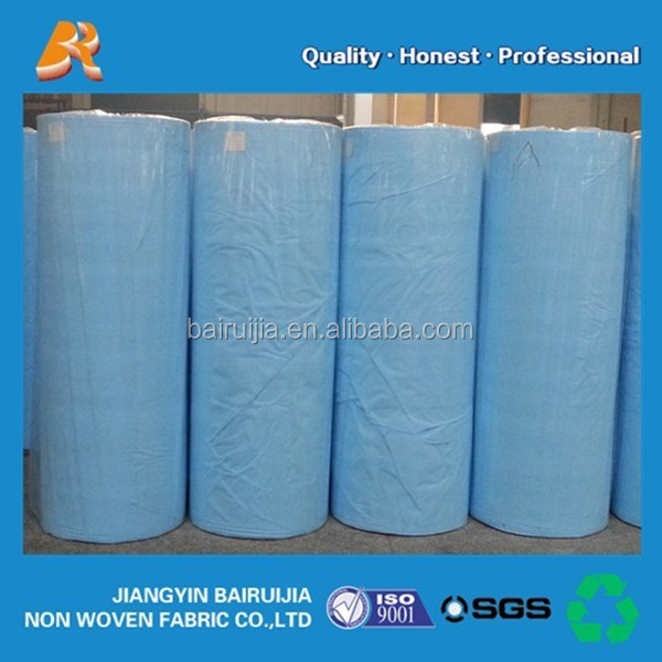 NEW PRODUCT 100% pp spun-bonded nonwoven hygiene fabric
