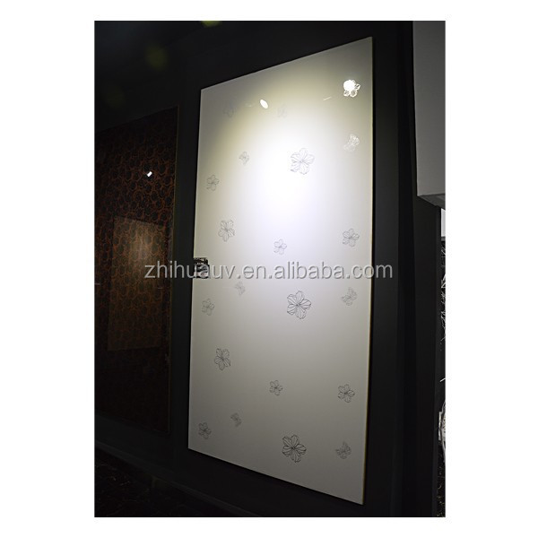 2014 hot selling high gloss UV painted MDF board