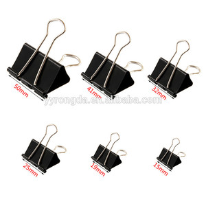 Diffe Size Of Binder Clips Supplieranufacturers At Alibaba