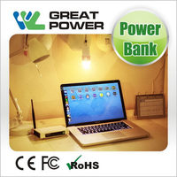 New promotional power bank 5000mah for smartphone