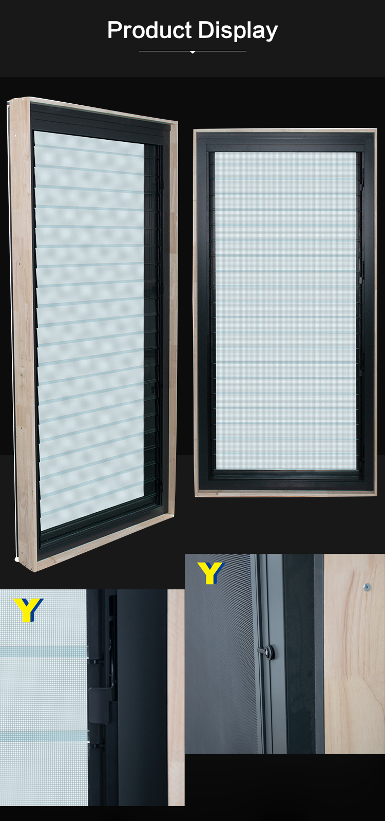 Plantation Shutters From China Aluminium Louver Security Shutters Buy Outdoor Plantation Shutters Rolling Security Shutters Exterior Aluminum