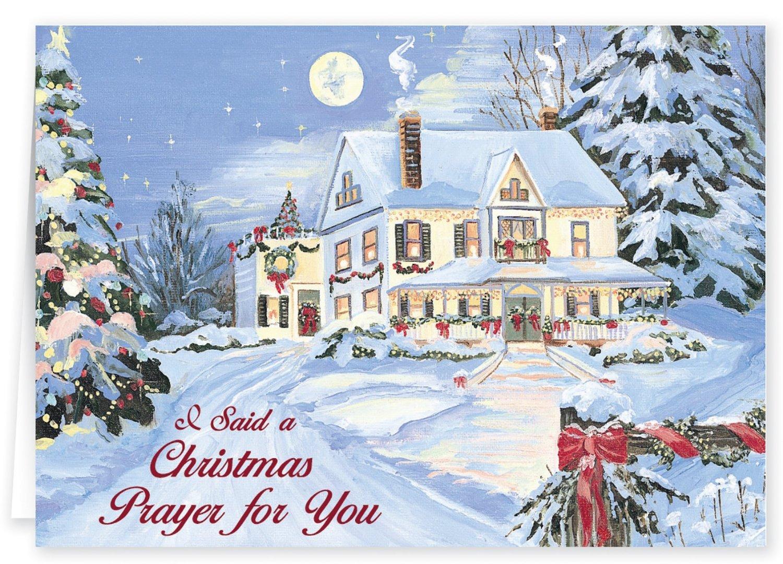 Buy WalterDrake I Said A Christmas Prayer Religious Christmas Card ...
