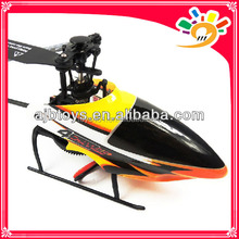 2.4G 4CH single blade flybarless helicopter Cheerson 6051 helicopter rc with 6-axis