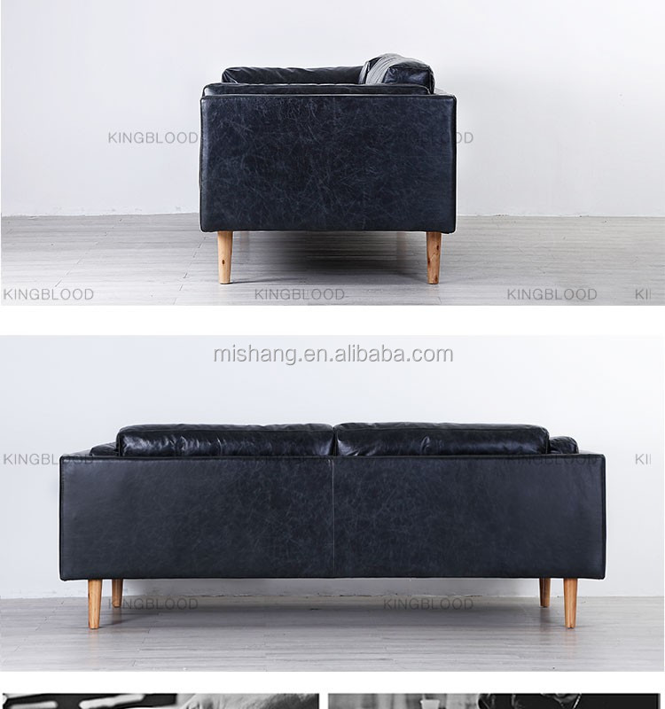 Living room furniture new model sectional leather sofa for New model living room furniture
