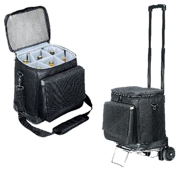 Food And Wine Cooler Trolley