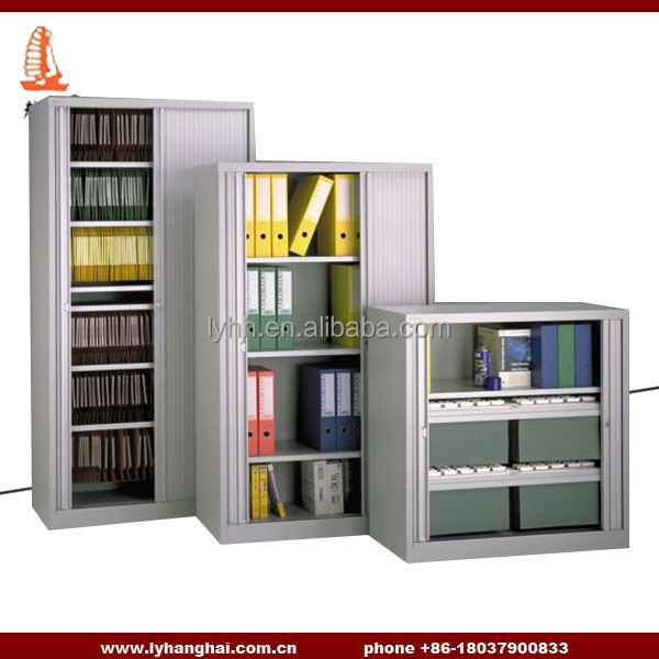 Kitchen Cabinet Roller Shutter Door Tambour Cupboard Office ...