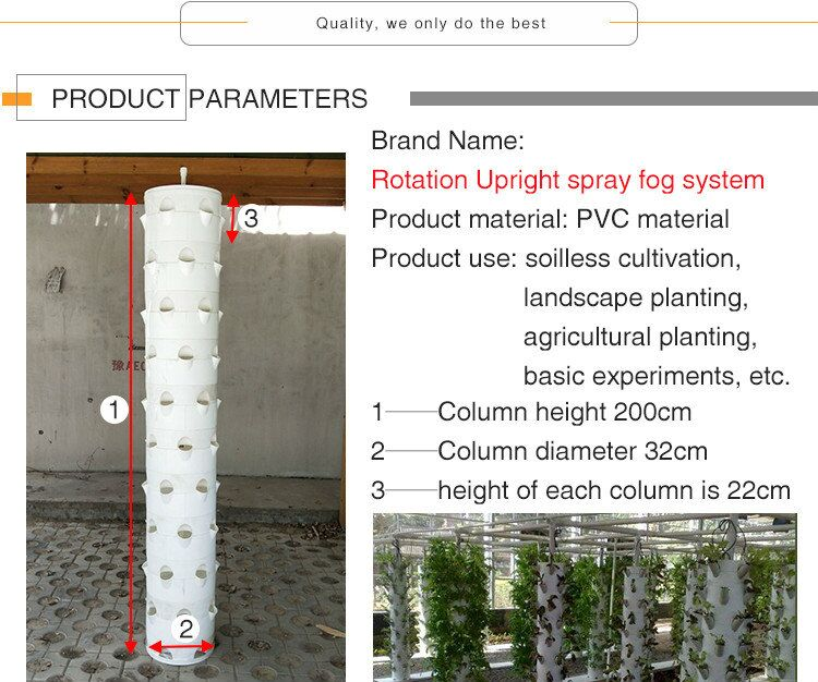 2 -Hang hydroponics tower