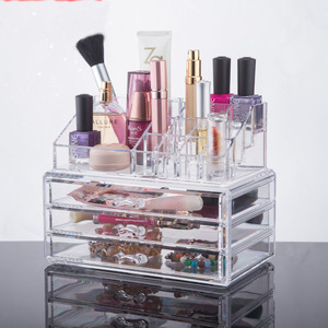 Bespoke cosmetic display units and shelving stands designed around the product