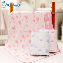 100% Cotton gauze Baby sleeping bags New Born Clothing Absorbent bath towels Baby blanket