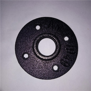 gray cast iron,Iron Material and Round Head Code cast iron fitting