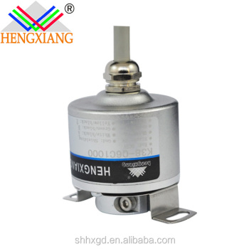 HENGXIANG K38 what are encoders-here is the answer ABZ diameter 38mm