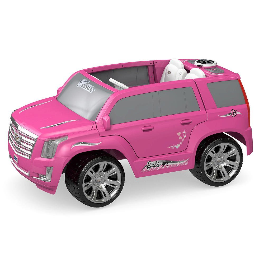 buy power wheels barbie cadillac escalade in cheap price on alibaba com power wheels barbie cadillac escalade