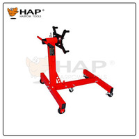 Good Quality Auto repair use hydraulic adjustable 1500LBS Hydraulic Engine Stand