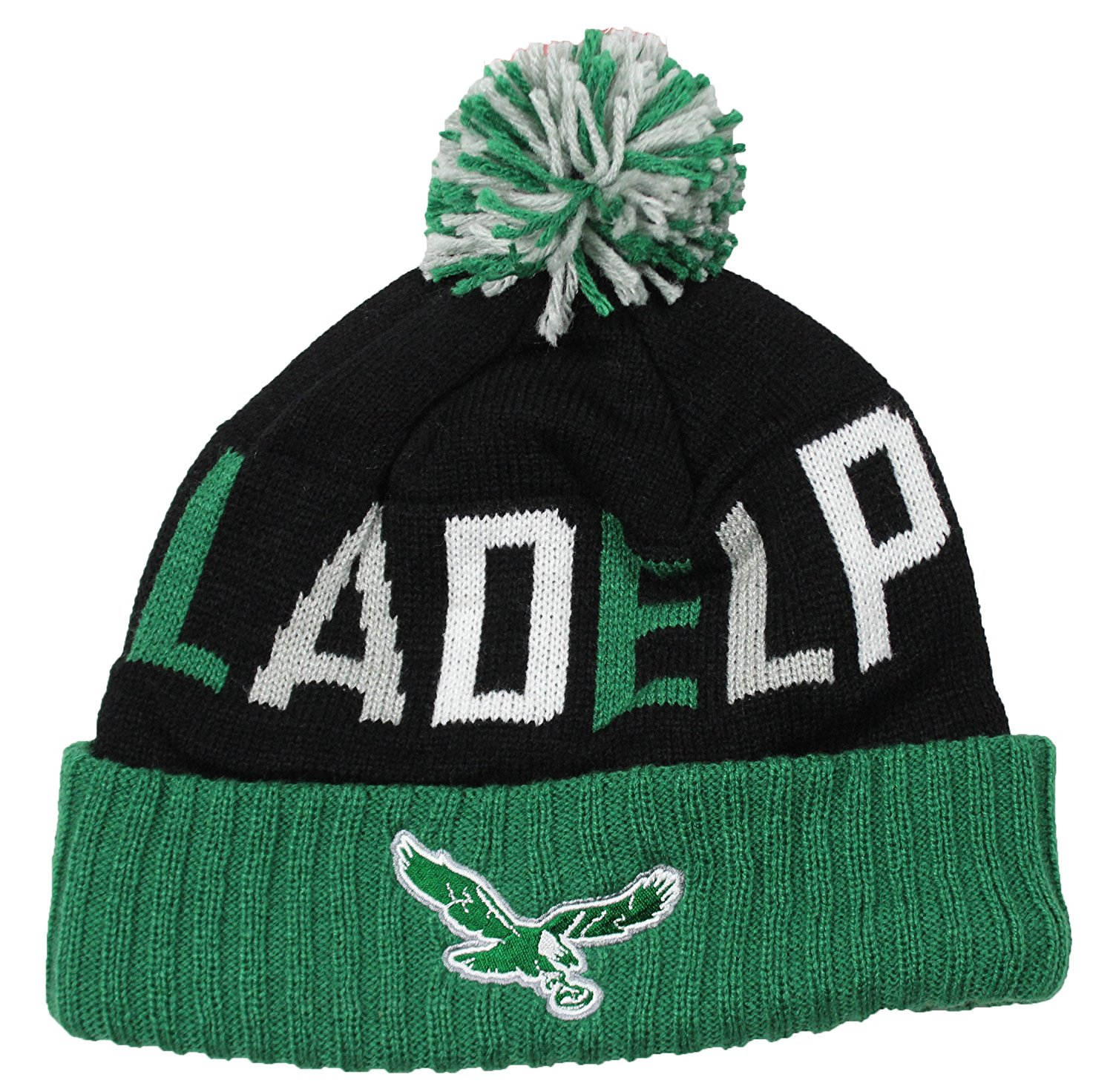 625d0acd7 Get Quotations · NFL Mitchell and Ness Cuffed Pom Knit Hats