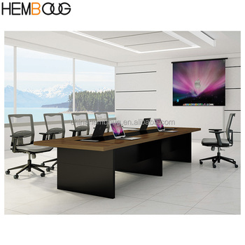 Dmf European Style Computer Executive Office Rectangular Meeting Gaming Furniture Table Desk Supply From China