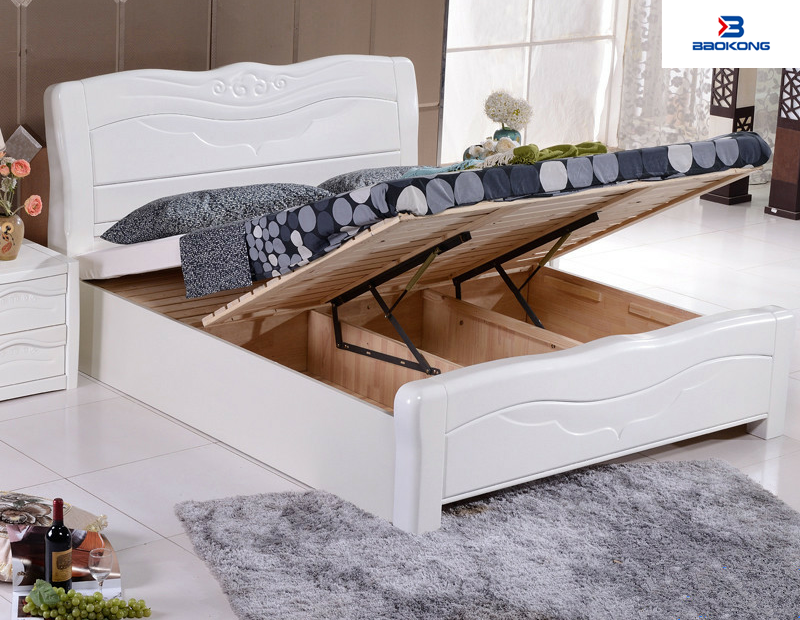 Lift Up Storage Bed View Hydraulic