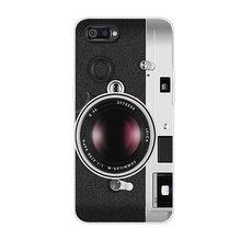 Чехол Realme C2 для OPPO Realme C2 силиконовый чехол для телефона с рисунком кошки Тигра для OPPO Realme C2 C 2 Чехол для задней панели(Китай)