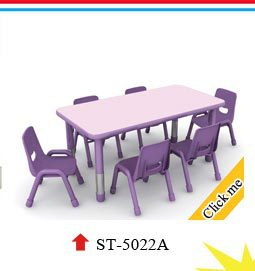 Plastic Kids Furniture Used Daycare Furniture Tables Chair Sets Round  Plastic Table Cheap Daycare Furniture