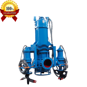 Bell Pump High Head Submersible Slurry Vertical Dredger Dredging Electric Sand Water Pump for Excavator