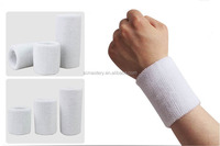 Customized cotton wristband for athletes