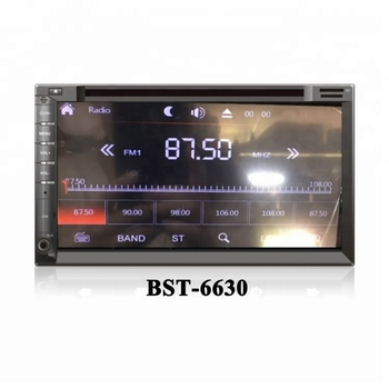 Best Selling Universal Car GPS Navigation 2 Din Bluetooth Car Stereo