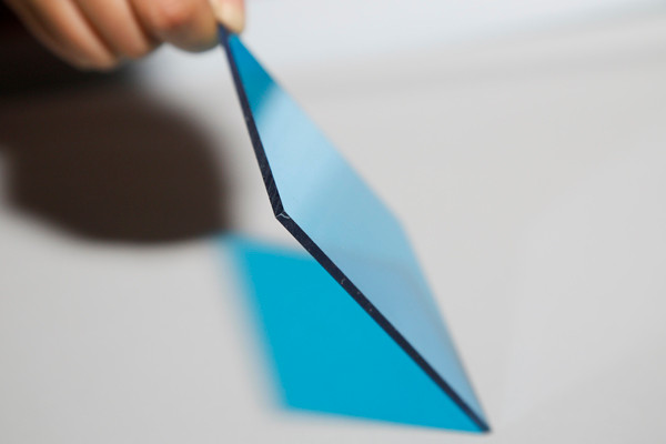 Hangmei Colored Polycarbonate Sheets Tinted Plastic Lexan