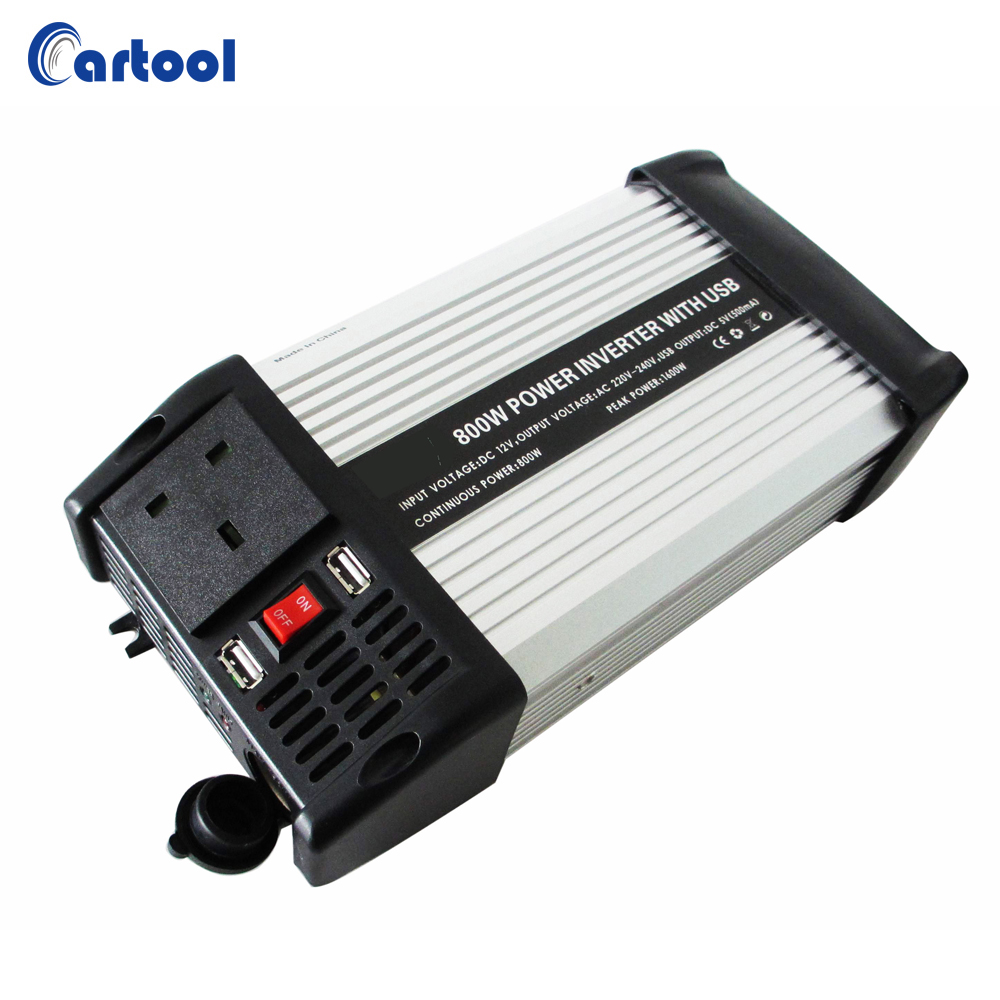 800w Car Power Inverter 12v 24v Dc To 120 220v Ac Modified Sine Wave 240v Buy Inverter12v Inverter800w