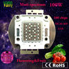 Full spectrum 100w led grow chips with red660nm blue450nm