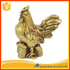 2017 year chicken symbol resin figurine polyresin rooster statue