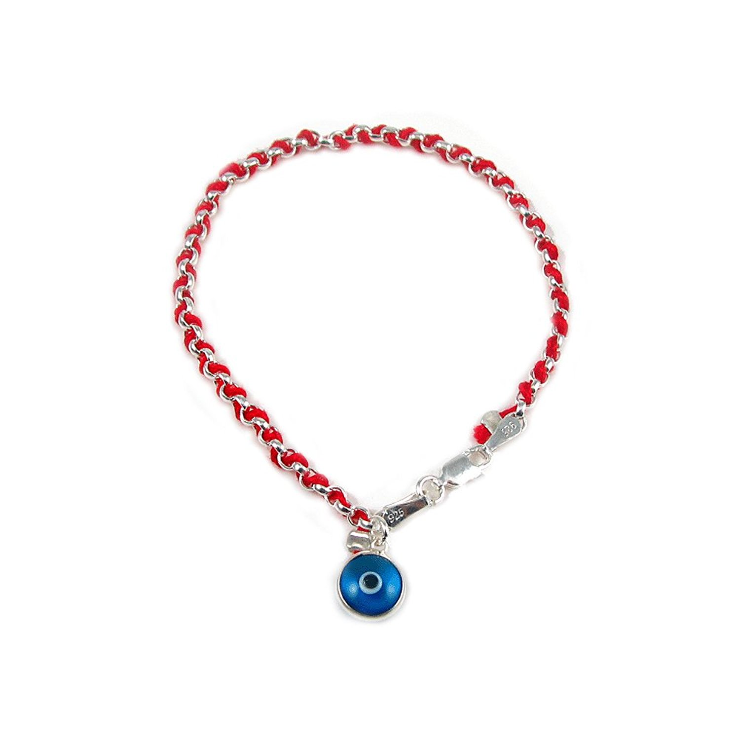 mati evil string amazon protection kabbalah lucky wbml nazar com j bracelet jewelry bead red eye dp charm