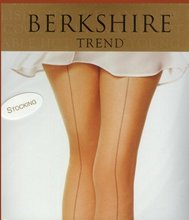 Berkshire Trend Back Seam Ultra Sheer Stockings