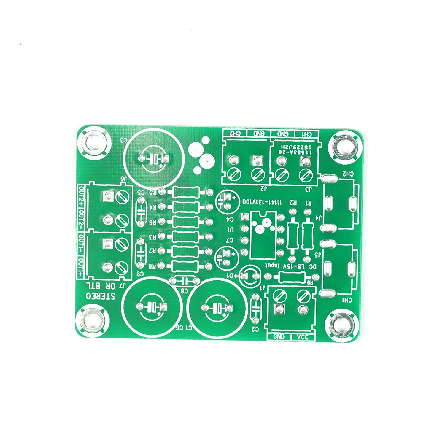 Cheap Diy Headphone Amplifier Kit Find How To Build Class A Get Quotations Sure Electronics 2 X 1w 8 Ohm Ab Tda2822m