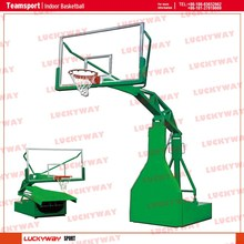 LKY2009 Flexible balance system moveable basketball stand/basketball post