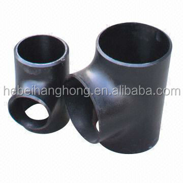 joint pipe tube pipe fittings carbon steel tee