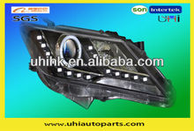 Car body parts--- modified LED headlight/headlamp for toyota camry 2012