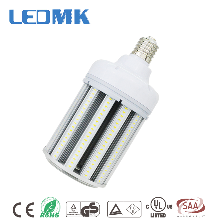 5 years warranty warehouse garden lighting 100W E40 corn bulb IP65 LED light bulb with UL DLC