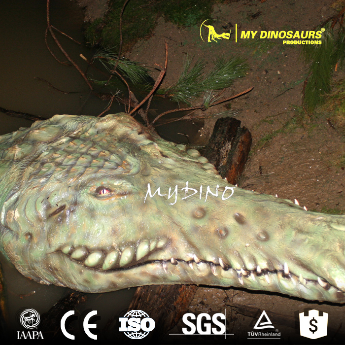 MY Dino AA-56 Simulation Crocodile Animatronic Model