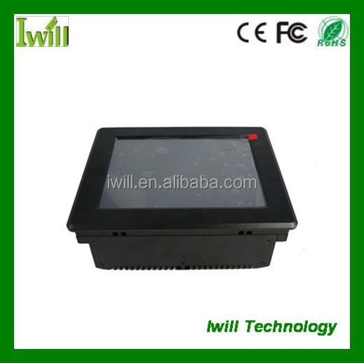 Embedded touchscreen tablet panel PC all in one pc touchscreen with high resolution