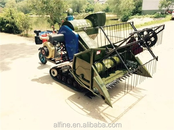 Factory directly sale high efficiency harvester combine