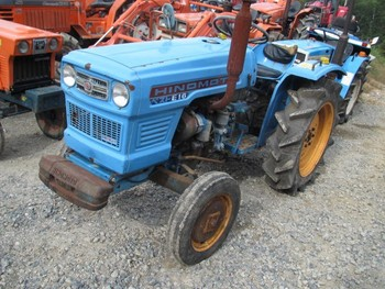 mini tractores segunda mano