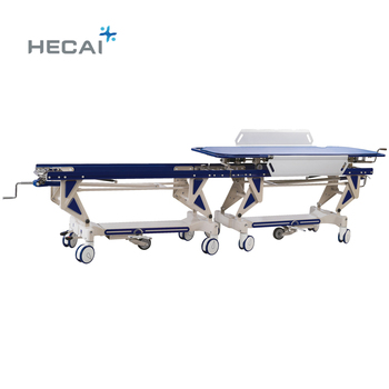 ls 2c fda iso 13485 ce approved patient stretcher trolley for